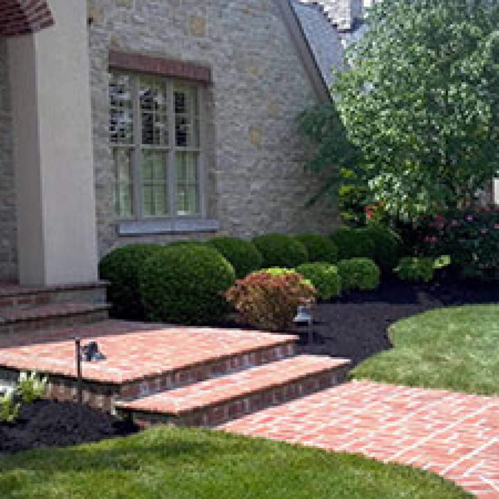 Landscaping Services Columbus Ohio