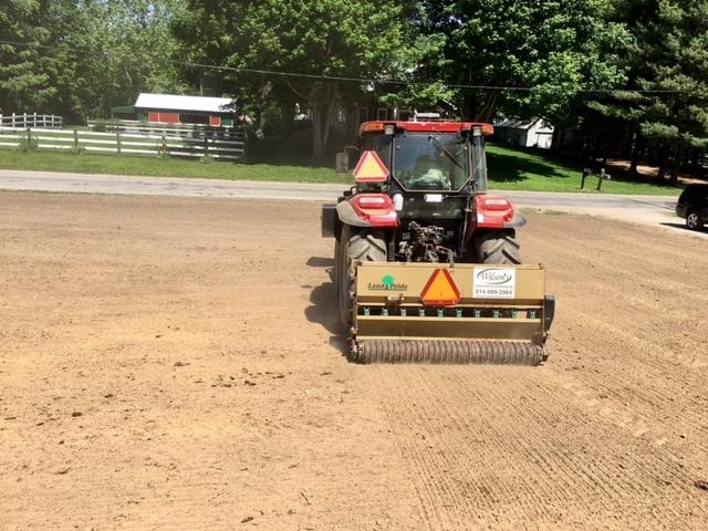 Yard Grading Amp Maintenance Wilson S Landscaping Services