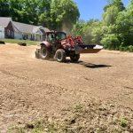 Yard Grading